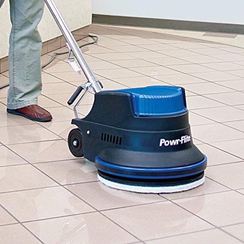 powr flite 17 floor machine