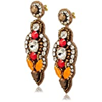 [ディーパ グルナニ] Deepa Gurnani Earrings DPER1905OR