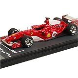 BBR MODELS 1/43スケール フェラーリ F2004 M.シューマッハ イタリアGP