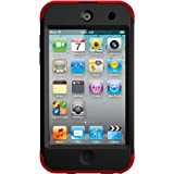 OtterBox Commuter Case for iPod touch 4G (Red/Black)