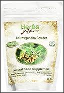 Herbs India - Ashwagandha Powder 8 Oz 1/2lb.