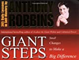 Giant Steps: Small Changes to Make a Big Difference (0743409361) by Anthony Robbins