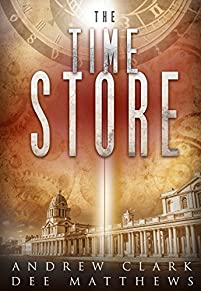 The Time Store by Andrew Clark ebook deal