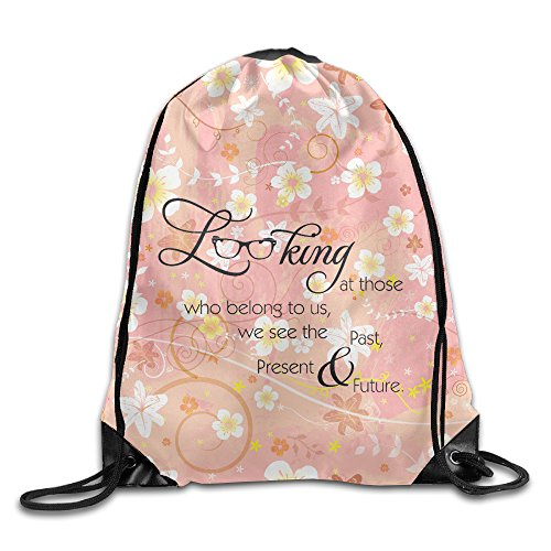 Looking At Those Men's Personalized Backpacks Drawstring Backpack Gym Bag