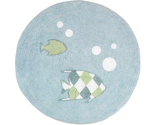 Go Fish Accent Floor Rug