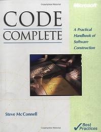 Code Complete (Microsoft Programming Series)