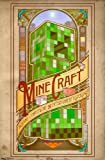 Trends International Unframed Poster Prints, Minecraft Computronic