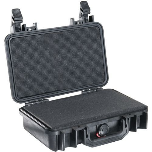 Pelican 1170 Orange Case with Foam full hd 1080p micro hdmi male to male connection cable black 100cm