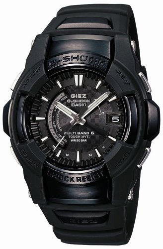 CASIO (カシオ) 腕時計 G-SHOCK GIEZ TOUGH MVT タフソーラー 電波時計 MULTIBAND6 GS-1200B-1AJF
