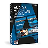 Software - MAGIX Audio & Music Lab 2017 Premium - der Audio Converter zum optimalen Audio bearbeiten