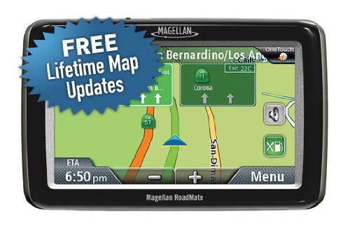 Magellan RoadMate 3030LM 4.7-Inch Portable GPS Navigator (Lifetime Map Updates Included)