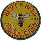 Burt's Bees Beeswax Lip Balm Tin - 3 pack