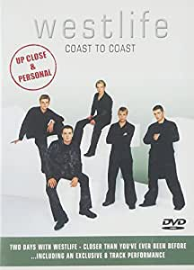 Westlife: Coast To Coast [DVD] [2000]