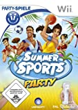 echange, troc Party Spiele - Summer Sports Party Wii [import allemand]