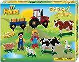Hama Beads Farm Life