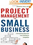 Project Management for Small Business...