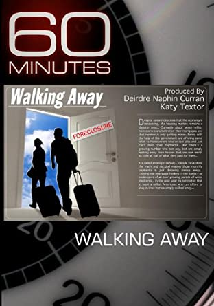60 Minutes - Walking Away (May 9, 2010)