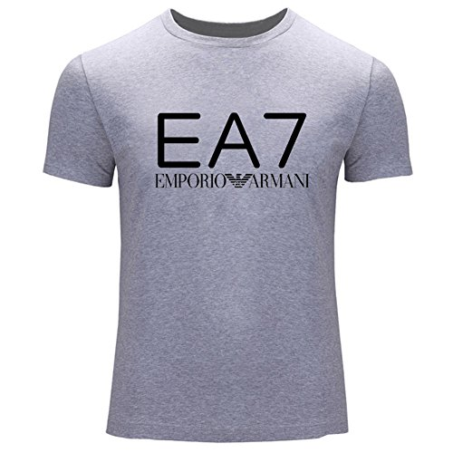 NEW Emporio Armani Ea7 For Men's T-shirt Tee Outlet