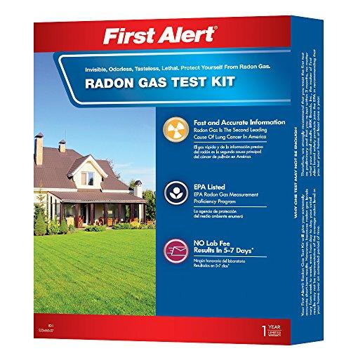 First alert rd1 radon gas test kit alberta tire depot first alert rd1 radon gas test kit solutioingenieria Choice Image