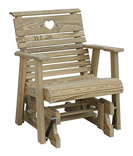 Country Glider Chair front-86836
