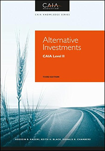 Alternative Investments: CAIA Level II