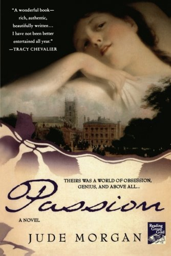 Image of Passion: A Novel of the Romantic Poets