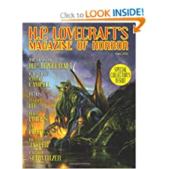 H.P. Lovecraft's Magazine of Horror 1 (No.1) by John Gregory Betancourt