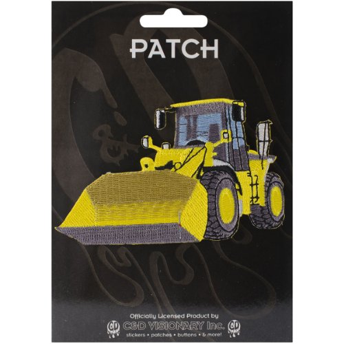 Application Heavy Equipment Front End Loader Patch - 1