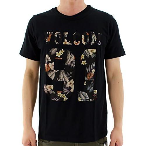 (ボルコム) VOLCOMメンズ半袖Tシャツ307 FLOWER SS J TEE A50214JB M BLK