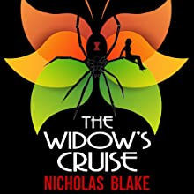 The Widow's Cruise: Nigel Strangeways, Book 13 Audiobook by Nicholas Blake Narrated by Kris Dyer