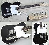 Bacchus バッカス エレキギター BTC-1R BLK