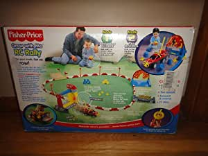Fisher-Price Grow with Me RC Rally