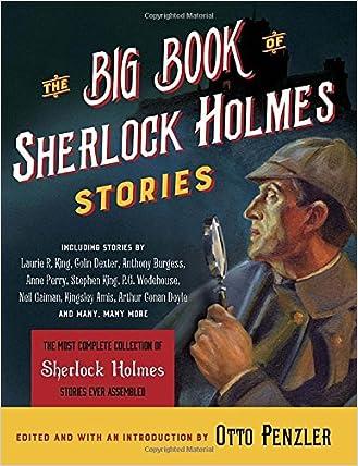 sherlock holmes books pdf free download