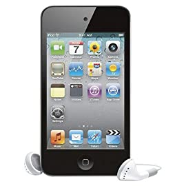 Apple iPod Touch 8GB 4G MP3 Player | Black