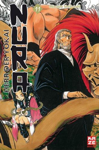 Nura - Herr der Yokai, Band 11