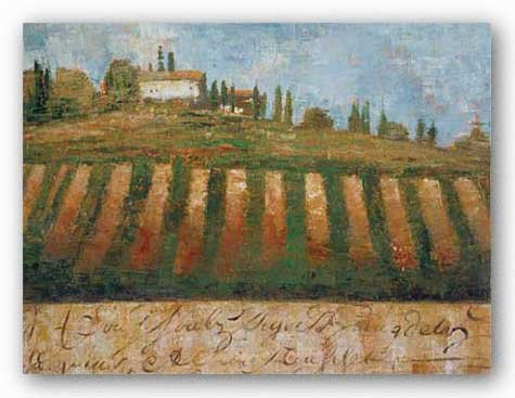 Rustic Tuscany by Liz Jardine