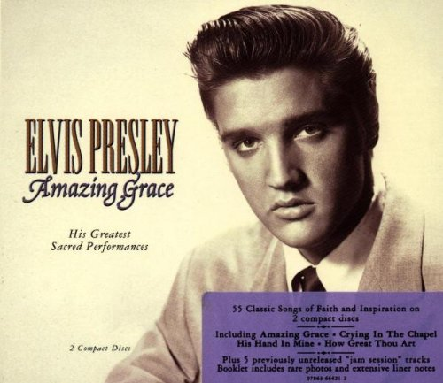 Amazing Grace: His Greatest Sacred Performances artwork