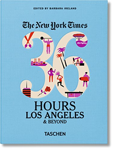 The New York Times: 36 Hours, Los Angeles & Beyond (New York Times Europe compare prices)