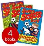 Super Soccer Boy Set - 4 books (Paperback) RRP £14.97