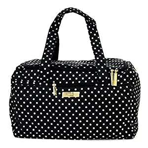 Ju-Ju-Be Starlet Travel Duffel Bag with (2) Zippered Pockets from Ju-Ju-Be
