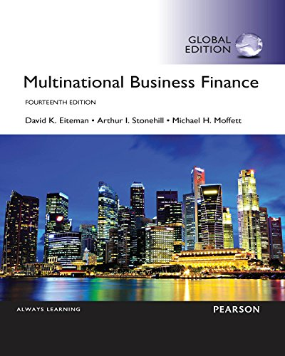 multinational business finance 10th edition solution
