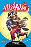 img - for Archer & Armstrong: The Complete Classic Omnibus book / textbook / text book