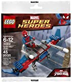LEGO Super Heroes: Spider-Man Planeur Jeu De Construction 30302 (Dans Un Sac)