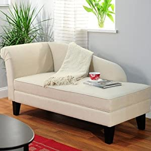 Leena Cotton Chaise Lounge