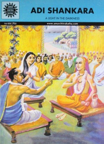 Amar Chitra Katha - Adi Shankara