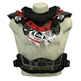 HRP Flak Jak LT IMS Chest Protector - Adult (MEDIUM) (RED) by HRP Sports