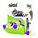 Go Cat Go Mouse In Sheep's Clothing 48-Piece Bulk Mouse Bin