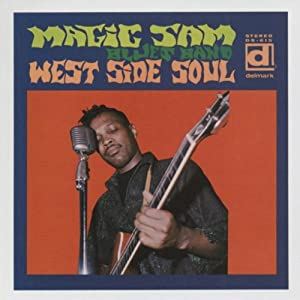 "Featured recording ""West Side Soul"""