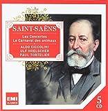 Saint-Saëns : Les Concertos - Le Carnaval des animaux