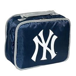 New York Yankees MLB Lunchbreak Lunchbox (Pin Stripe)